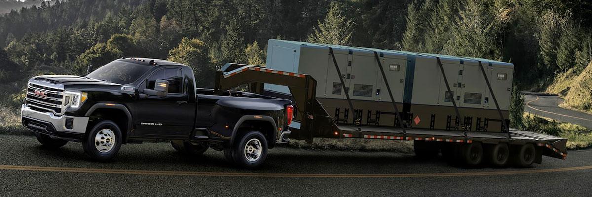 new GMC Sierra 2500HD