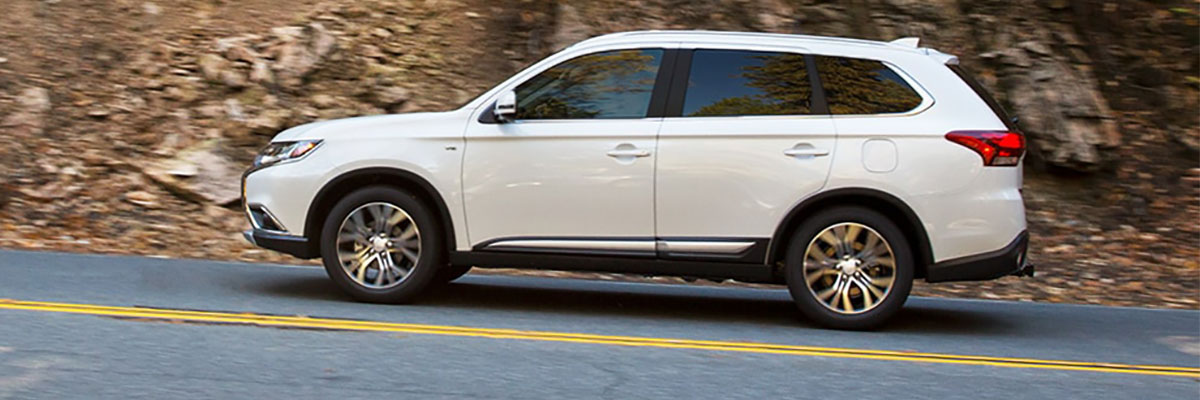 used Mitsubishi Outlander Sport