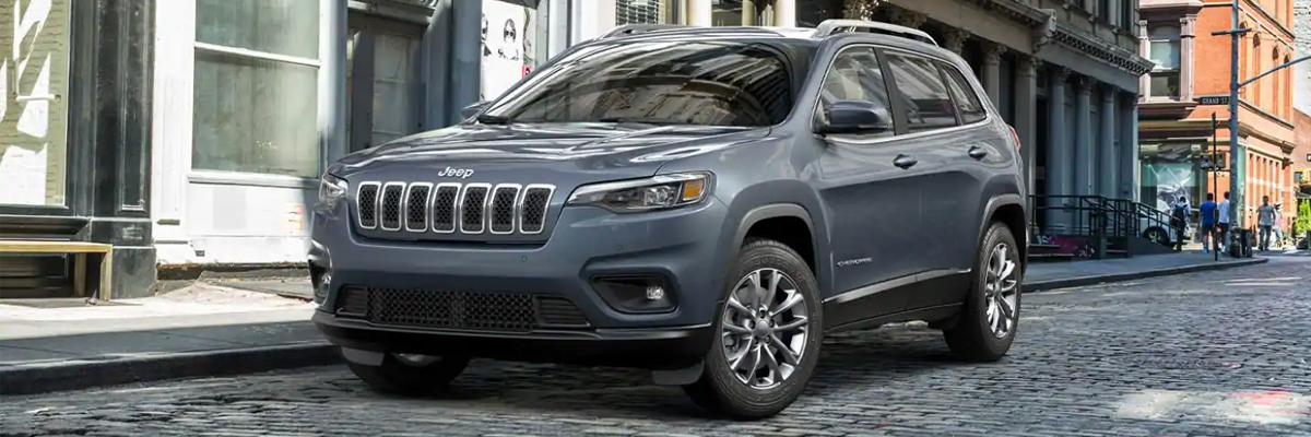 new Jeep Grand Cherokee