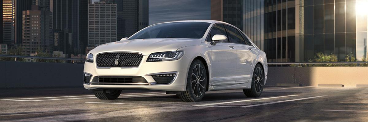new Lincoln MKZ